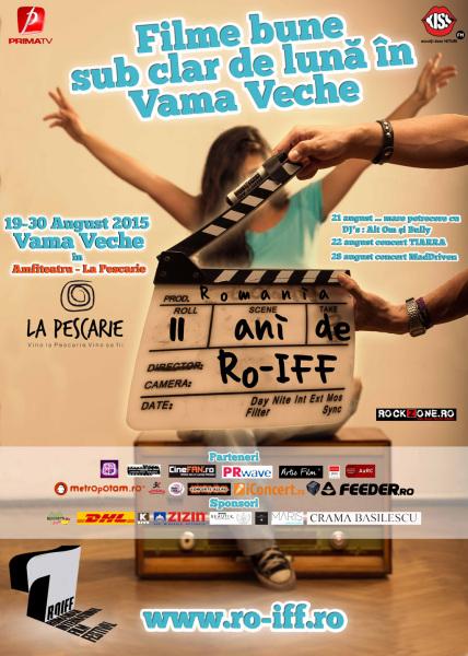 Romania International Film Festival 2015