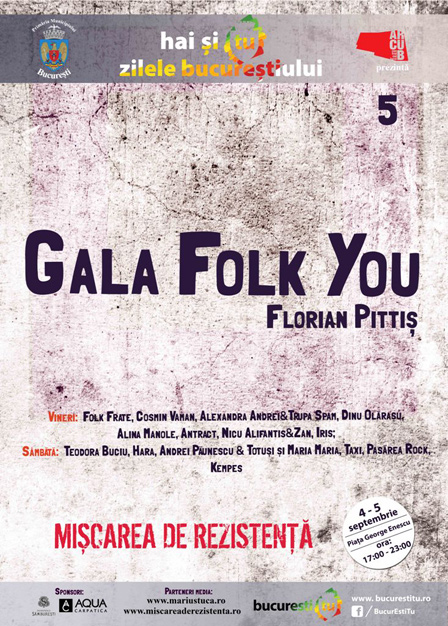 Gala Folk You Florian Pittis