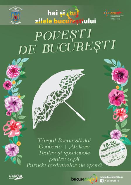 Povesti de Bucuresti