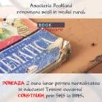 Într-o ţară cu prea puține scoli noi, un ONG a început să le renoveze pe cele existente / 82% dintre școlile din România au nevoie urgentă de reparaţii Vila de Arte