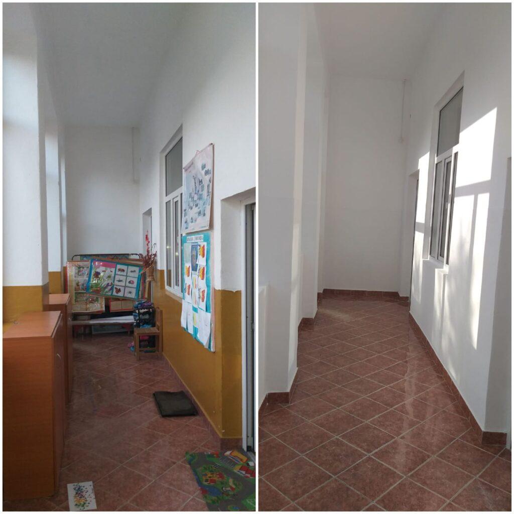 Imaginați-vă o ţară în care până și la sate găsești şcoli frumoase, curate și bine dotate Vila de Arte
